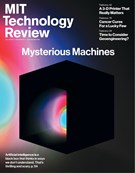 MIT Technology Review Magazine 5/1/2017