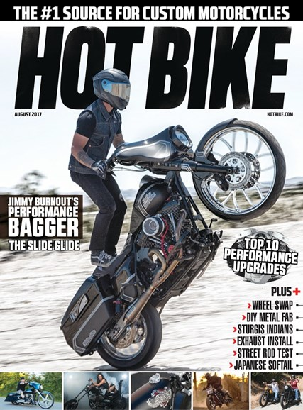 Hot Bike Cover - 8/1/2017