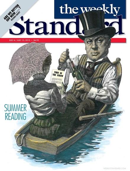 Washington Examiner Cover - 7/6/2015