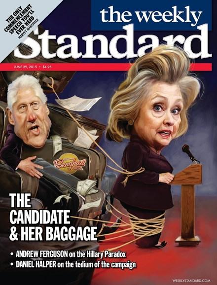 Washington Examiner Cover - 6/29/2015