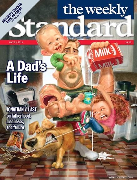 Washington Examiner Cover - 5/25/2015
