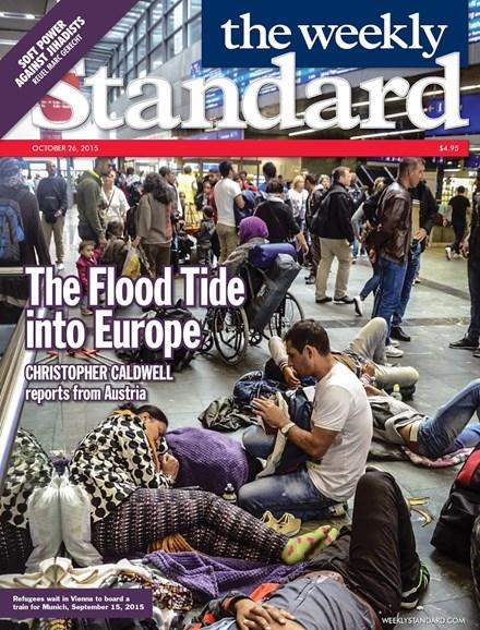Washington Examiner Cover - 10/26/2015