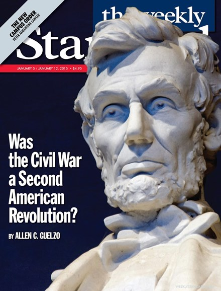 Washington Examiner Cover - 1/5/2015