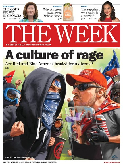 The Week Cover - 6/30/2017