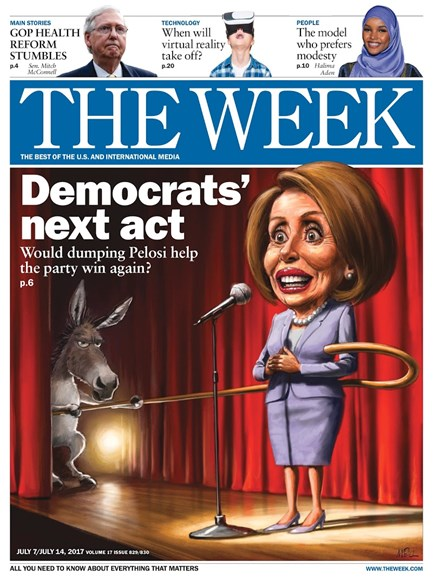 The Week Cover - 7/7/2017