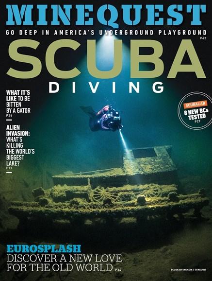 Scuba Diving Cover - 6/1/2017
