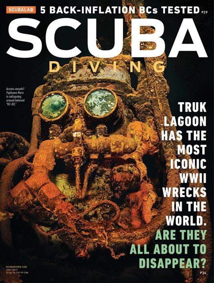 Scuba Diving Cover - 7/1/2017