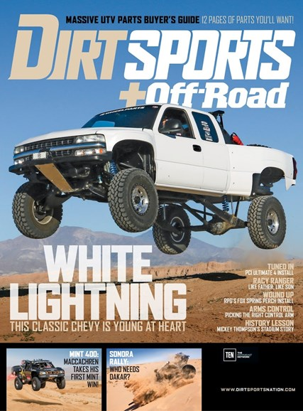 Dirt Sports & Off-Road Cover - 8/1/2017