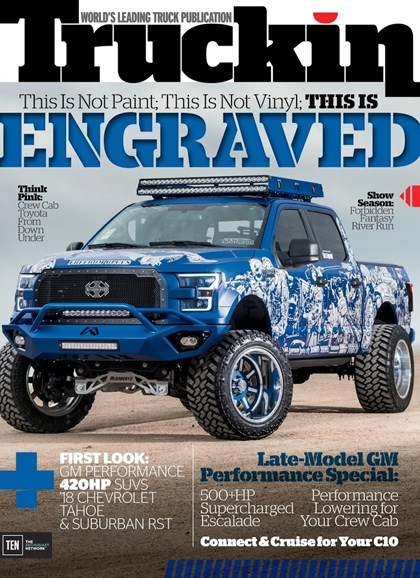 Truckin' Cover - 7/13/2017