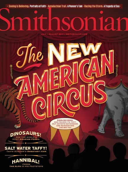 Smithsonian Cover - 7/1/2017
