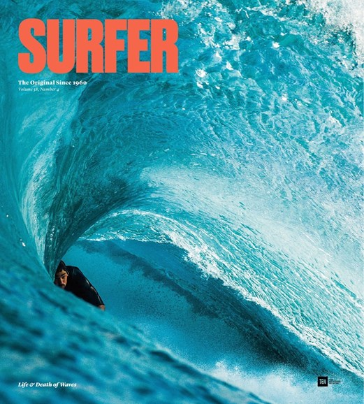 Surfer Cover - 8/1/2017