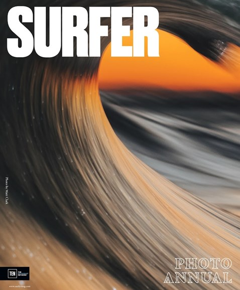 Surfer Cover - 2/1/2017