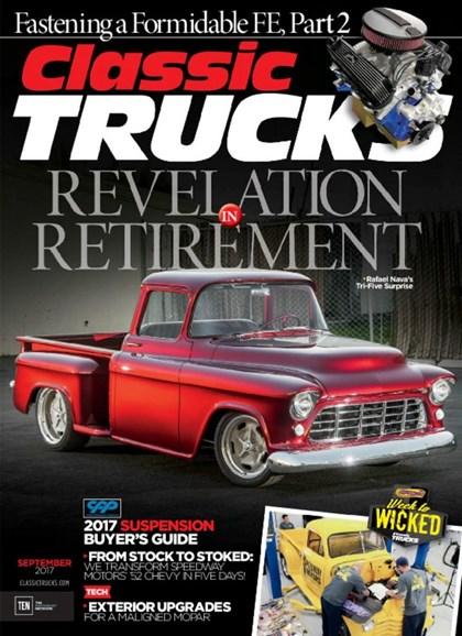 Classic Trucks Cover - 9/1/2017