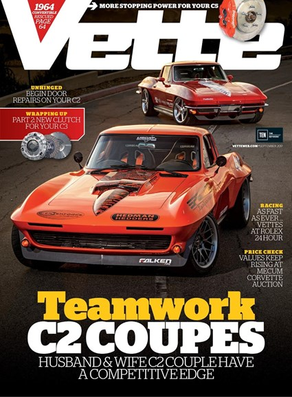 Vette Cover - 9/1/2017