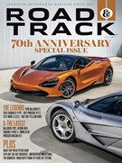 Road and Track Magazine 7/1/2017