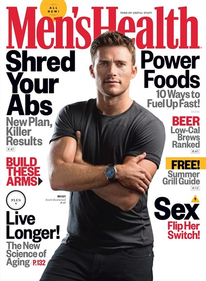 Men's Health Cover - 6/1/2017