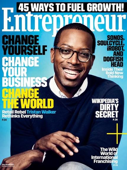 Entrepreneur Cover - 7/1/2017