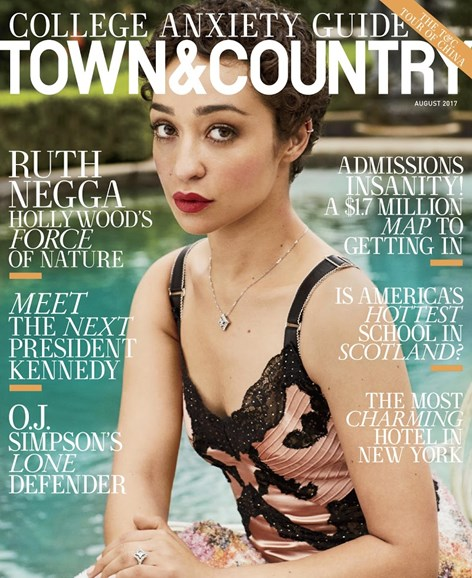 Town & Country Cover - 8/1/2017