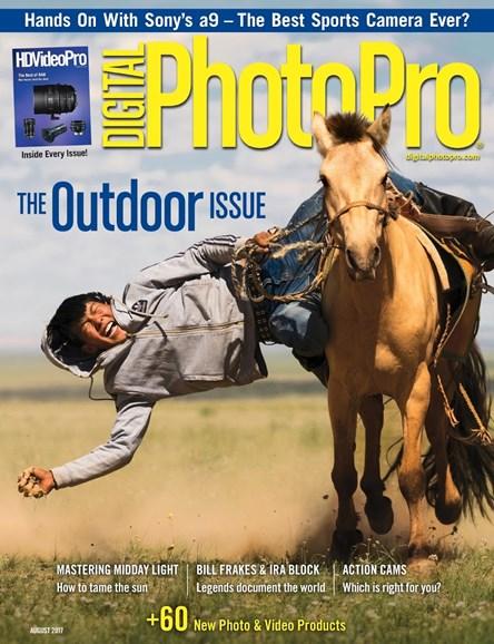 Digital Photo Pro Cover - 7/1/2017