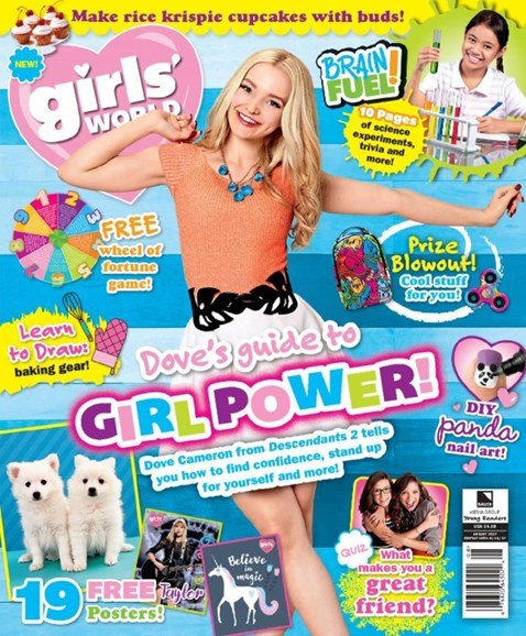 Girls' World Cover - 8/1/2017