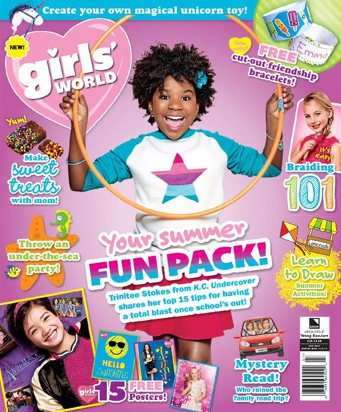 Girls' World Cover - 7/1/2017