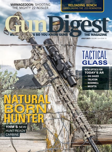 Gun Digest Cover - 7/1/2017