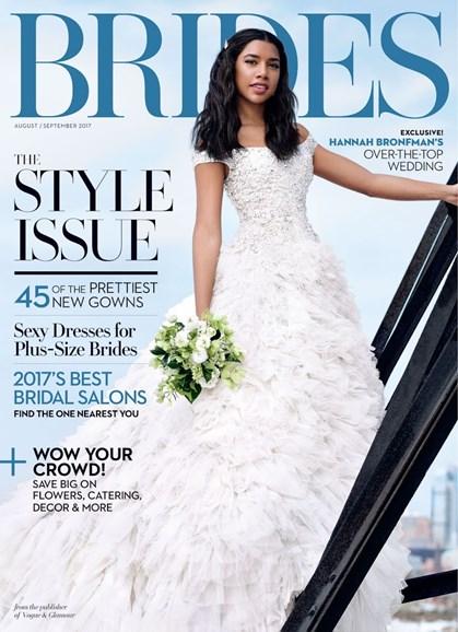 Brides Cover - 8/1/2017