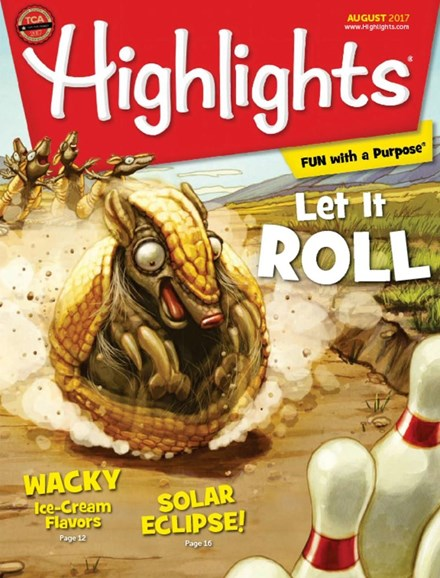 Highlights Cover - 8/1/2017