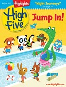 High Five Magazine 8/1/2017