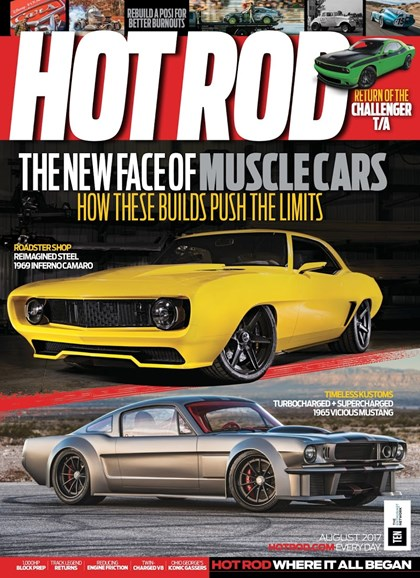 Hot Rod Cover - 8/1/2017