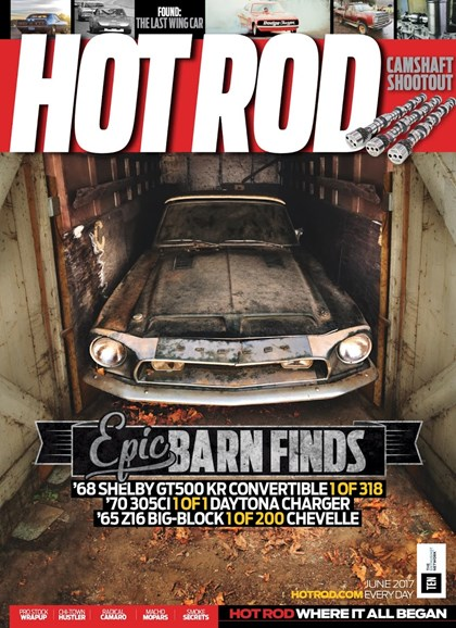 Hot Rod Cover - 6/1/2017