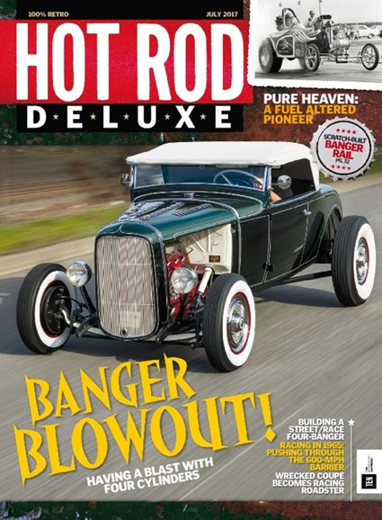 Hot Rod Deluxe Cover - 7/1/2017