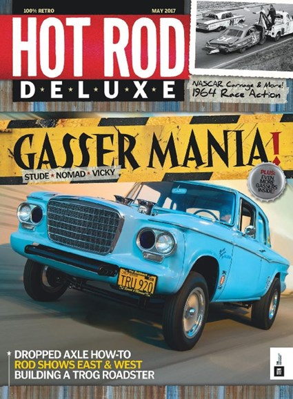 Hot Rod Deluxe Cover - 5/1/2017