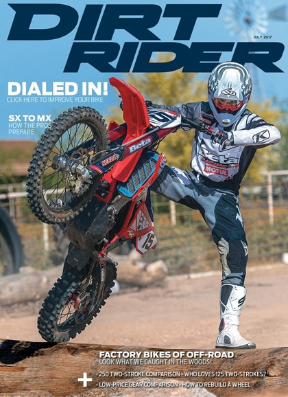 Dirt Rider Cover - 7/1/2017