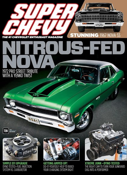 Super Chevy Cover - 6/1/2017