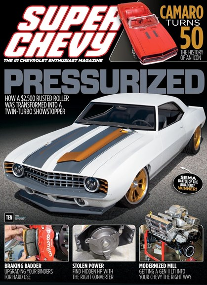 Super Chevy Cover - 4/1/2017