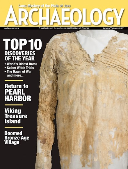 Archaeology Cover - 1/1/2017