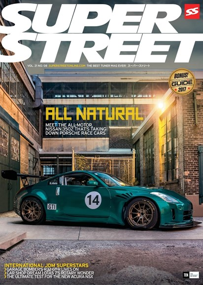 Super Street Cover - 8/1/2017