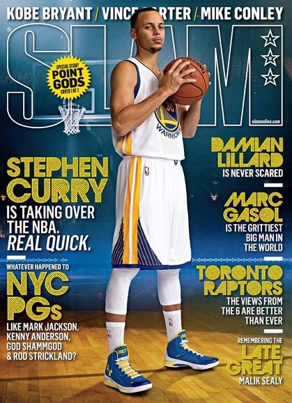 Slam Cover - 4/1/2015