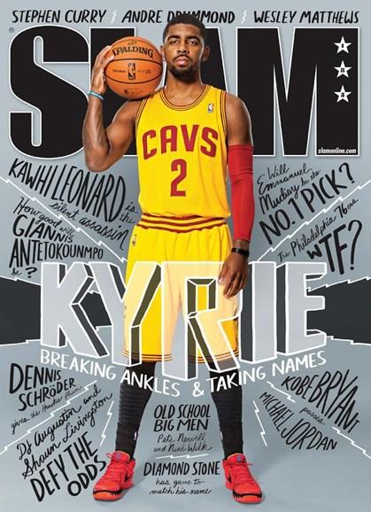 Slam Cover - 3/1/2015
