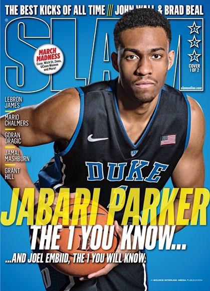 Slam Cover - 5/1/2014