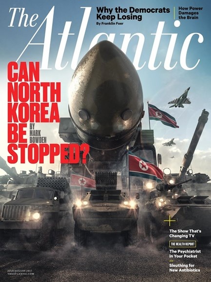 The Atlantic Cover - 7/1/2017
