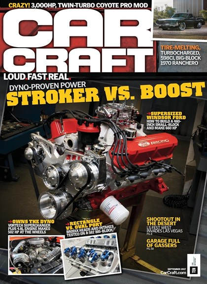 Car Craft Cover - 9/1/2017