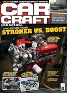 Car Craft Magazine 9/1/2017