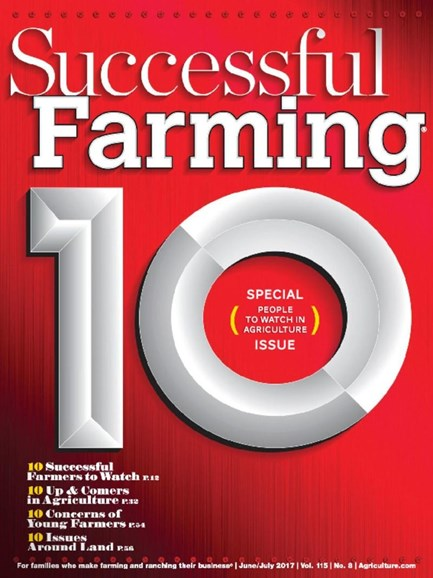 Successful Farming Cover - 6/1/2017