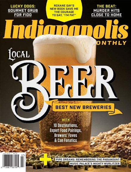 Indianapolis Monthly Cover - 7/1/2017