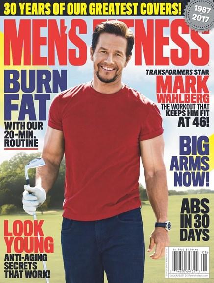 Men's Fitness Cover - 7/1/2017