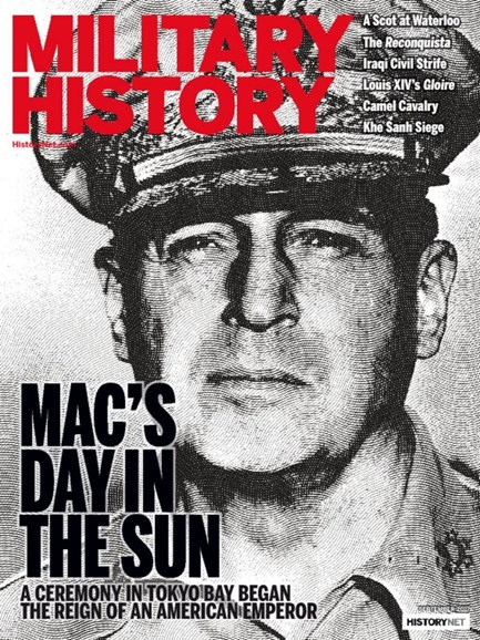 Military History Cover - 9/1/2017