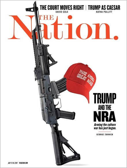 The Nation Cover - 7/17/2017