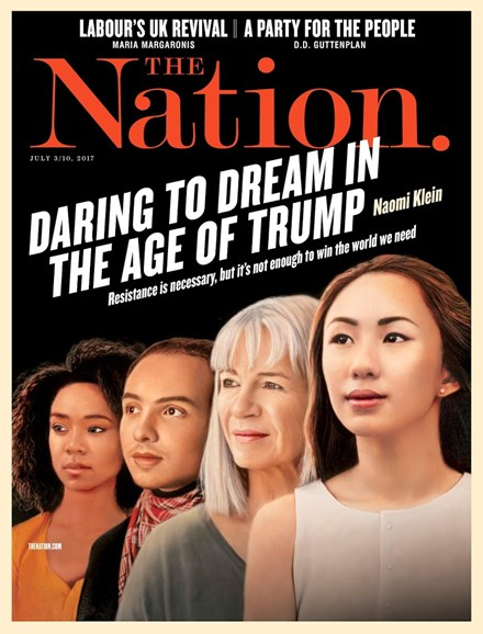 The Nation Cover - 7/3/2017